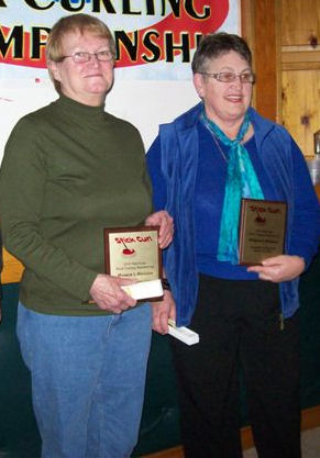 Ruth Walsh, Shirley Lank